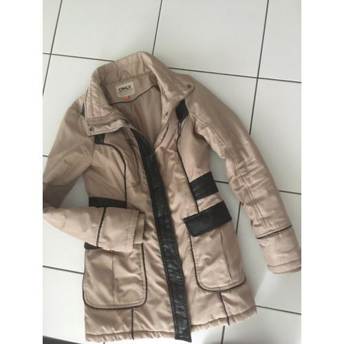 Winterjacke ONLY wie neu