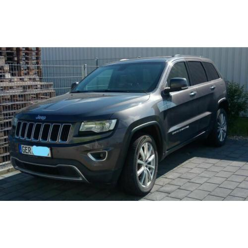 Jeep Grand Cherokee 3.0I Multijet Limited